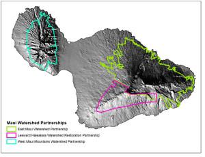 Maui Watershed Partnerships